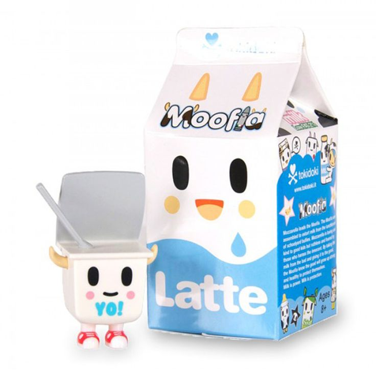 "Tokidoki - 2.75"" Moofia Mini Series (Blind Box)"