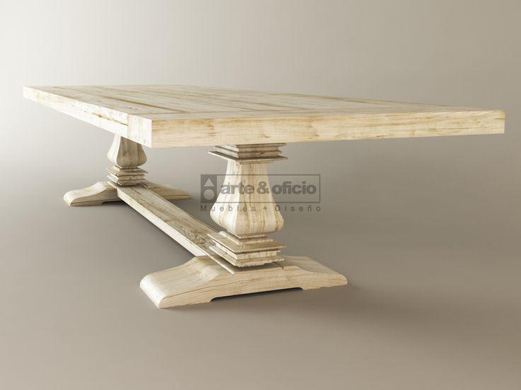 Mejores 17 imágenes de Mesas | Arte & Oficio en Pinterest | Blanco ...