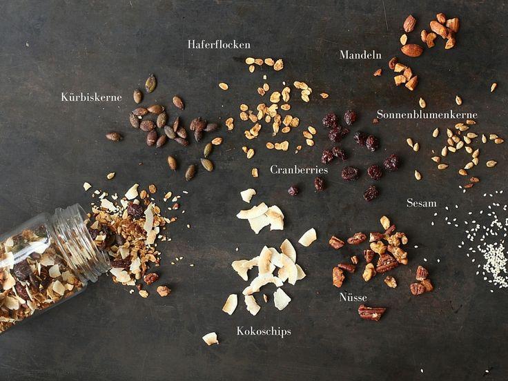 17 melhores ideias sobre Granola Selber Machen no Pinterest - selber machen küche