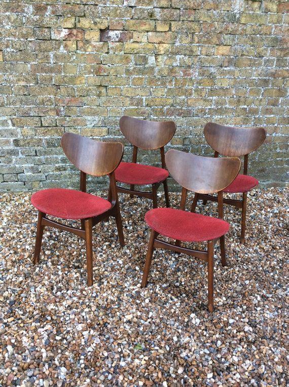 46 best vintage midcentury dining furniture images on pinterest