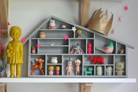 Small toy storage.