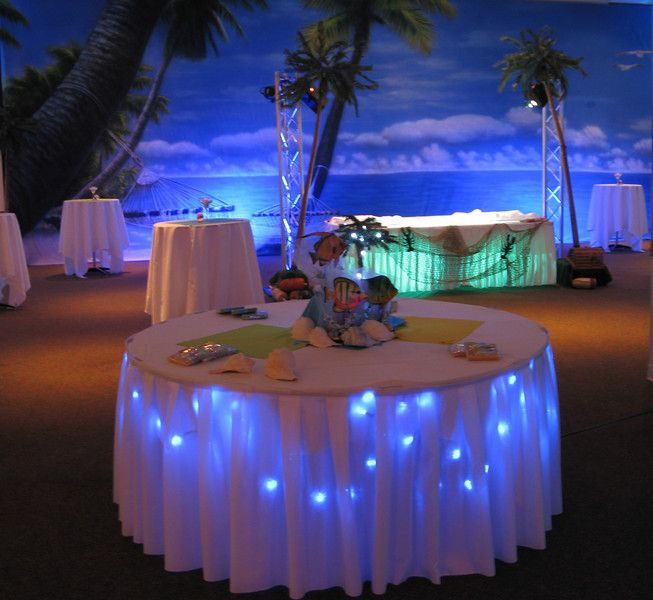 Beach Theme Decorations For Home: 27 Best Images About Prom Invitations & Ideas On Pinterest