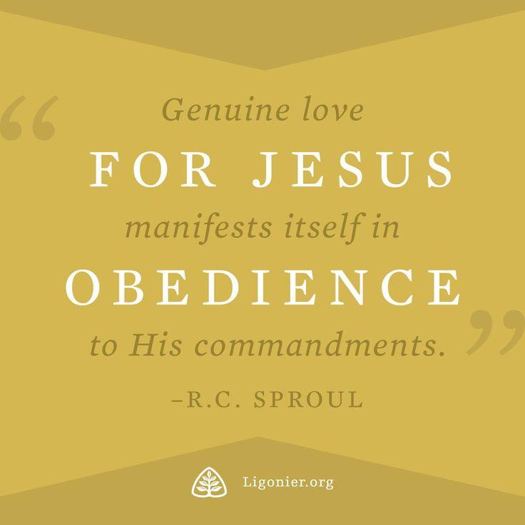 R.C. Sproul | John 14:15