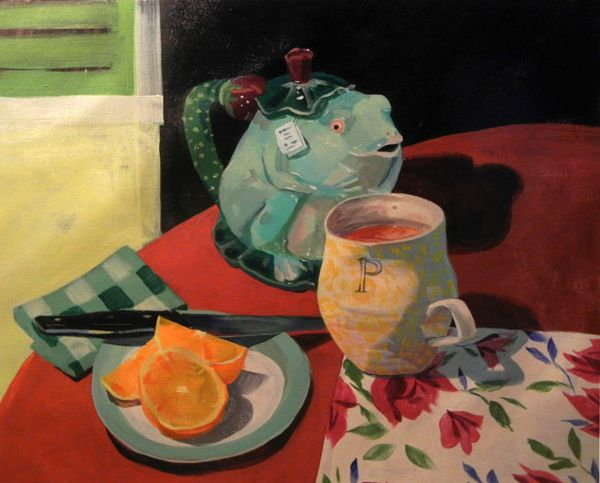 Still life paintings by Nathalie Dion,  http://nathaliedion.ca/accueil/