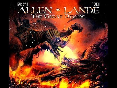 Allen / Lande - The Great Divide [Full Album/ All Bonus Tracks] HD