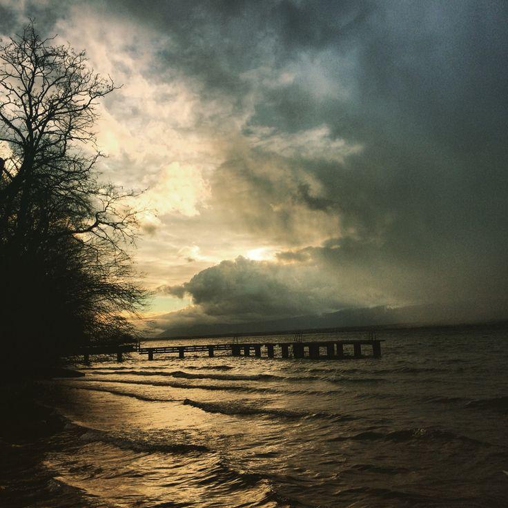 Lac Leman レマン湖