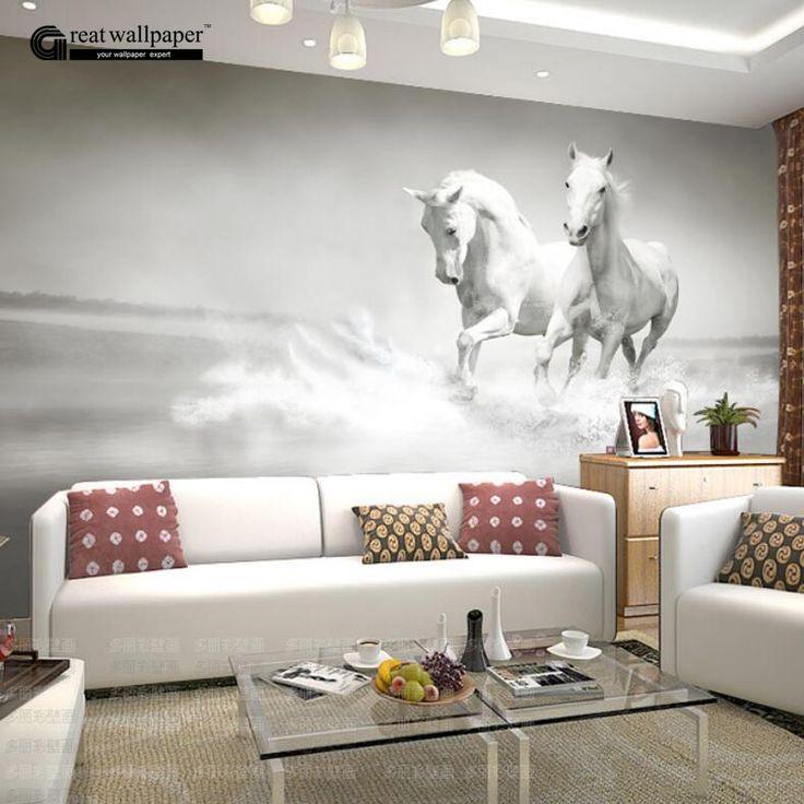 17 best images about papier peint 3d on pinterest tvs - Simulation papier peint salon ...