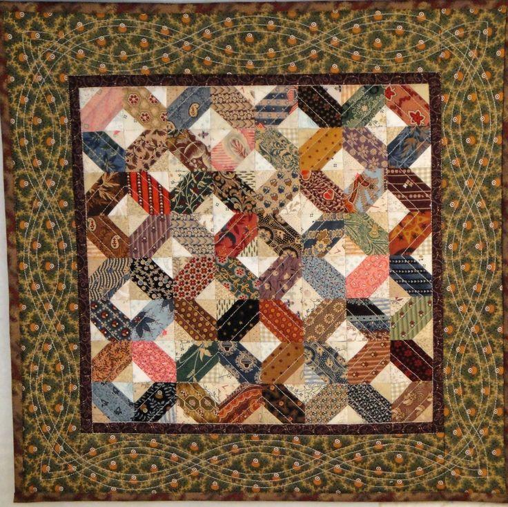 25+ best ideas about Miniature Quilts on Pinterest Mini ...