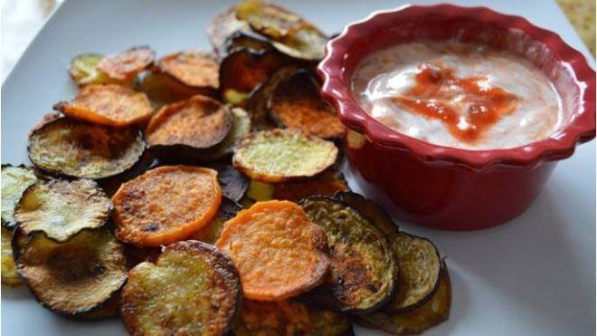 National Potato Chip Day: Baked Potato and Veggie Chips   Fox News Latino  http://latino.foxnews.com/latino/health/2013/03/14/national-potato-chip-day-baked-potato-and-veggie-chips/?cmpid=fnl_fb