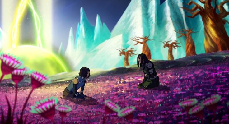 The Legend of Korra Changed Cartoon History But Its Work Isn't ...