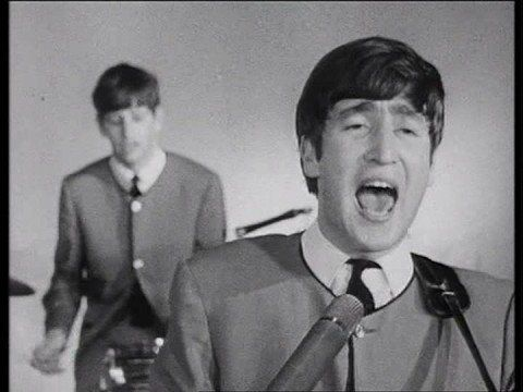 """The Beatles - She Loves You - """"The Mersey Sound"""" Show (1963) - YouTube"""