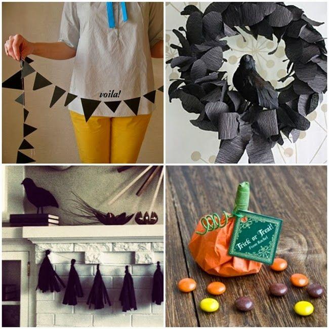 Elegant DIY Halloween Decor Ideas Hobby Pinterest