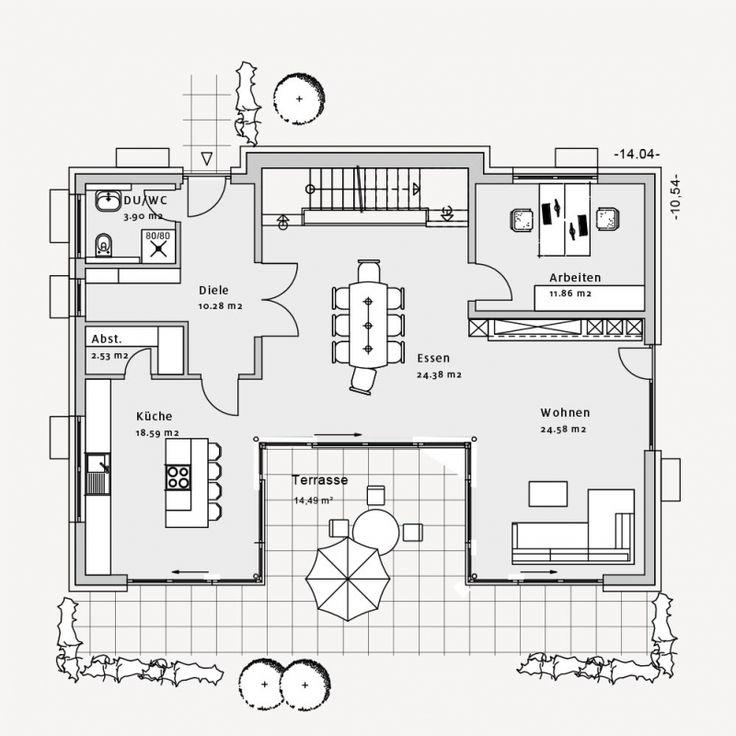 Atrium – Büttner Massivhaus