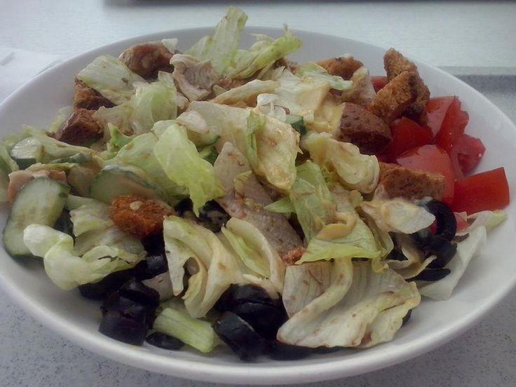 Reteta Salata Caesar - Salate
