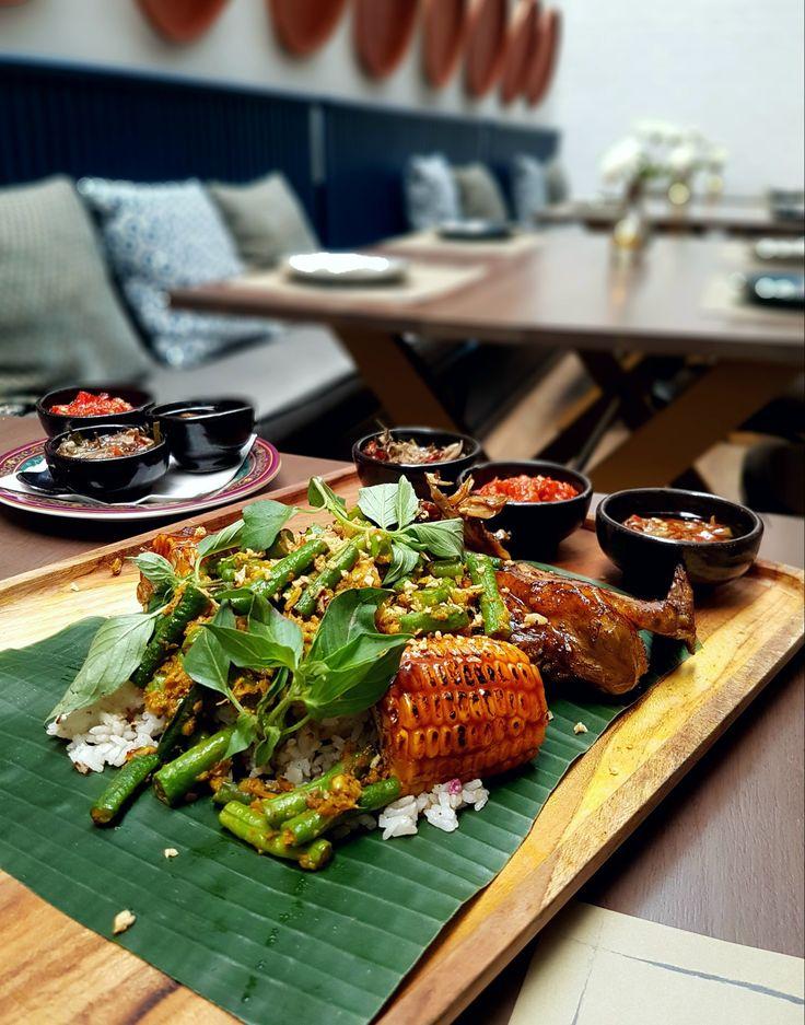 """""""Char Grilled Balinese Chicken"""", Gioi, Jakarta"""