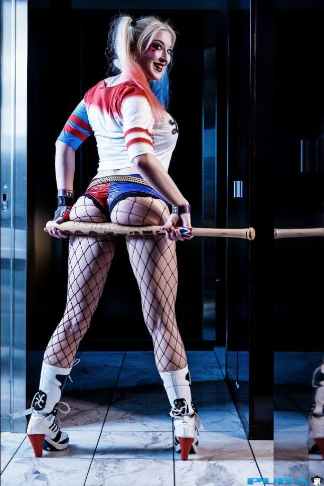 Harley Quin Porn 48