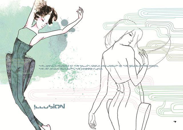 3rd Year Student Work. Interested in Fashion Design? Check IFA Paris' Signature Program in Fashion design @ http://www.ifaparis.com/courses/undergraduate/bachelor-fashion-design-technology
