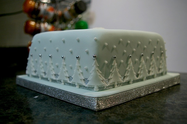 Christmas Cake 2008 (2) | Flickr - Photo Sharing!