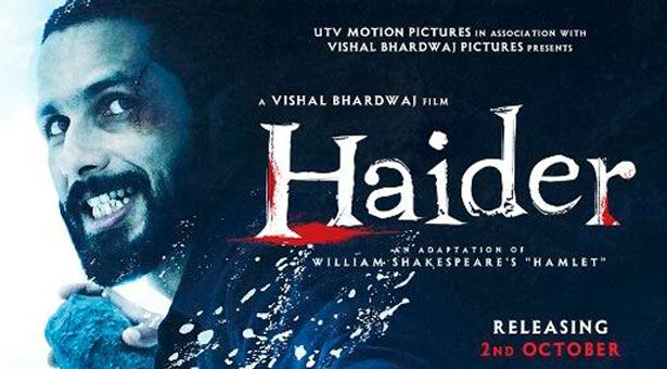 HAIDER Movie Review Rating