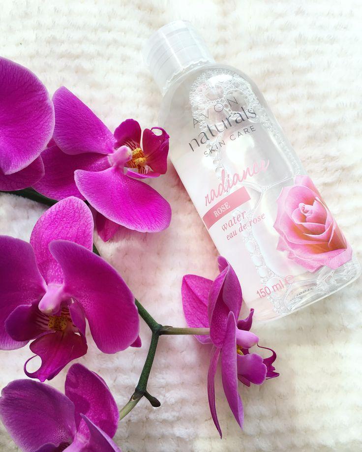 Woda różana | Rosewater