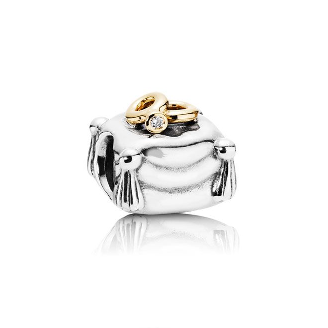 pandora wedding charms- have it from when brad proposed that christmas :)
