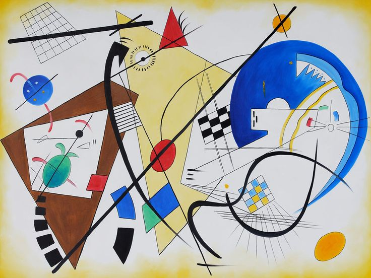 86 best images about ❖ Wassily Kandinsky ❖ on Pinterest ...