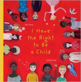 Human Rights for kids Book- Kid World Citizen