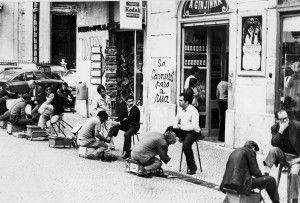 Espinheira A Ginjinha do Rossio abriu portas em 1840 e mantém-se praticamente igual. Um pequeno balcão e dezenas de garrafas de…