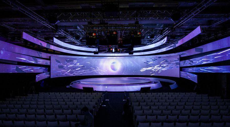 Samsung ifa keynote g lechaix jpg · stage designset designdesign ideasstudio