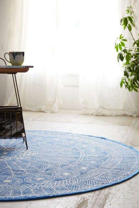 plum u0026 bow florisse printed round rug