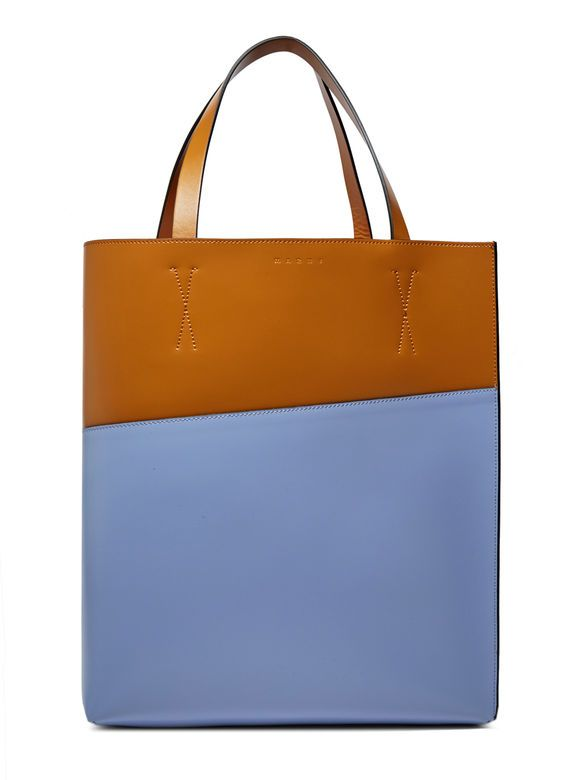 Marni for Women | Shop now at LN-CC - Museo Leather Tote Bag