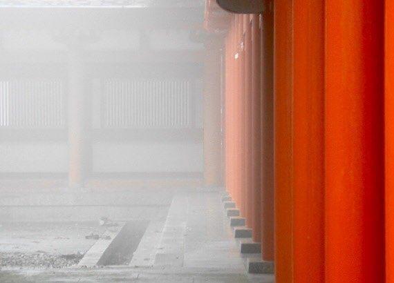 "1,034 Likes, 17 Comments - @artwork_htakada on Instagram: ""霧 #いつかの #霧の中 #霧 #比叡山延暦寺 #throwback #fog #foggy #hiezan #enryakuji #fogstagram #fromjapan…"""