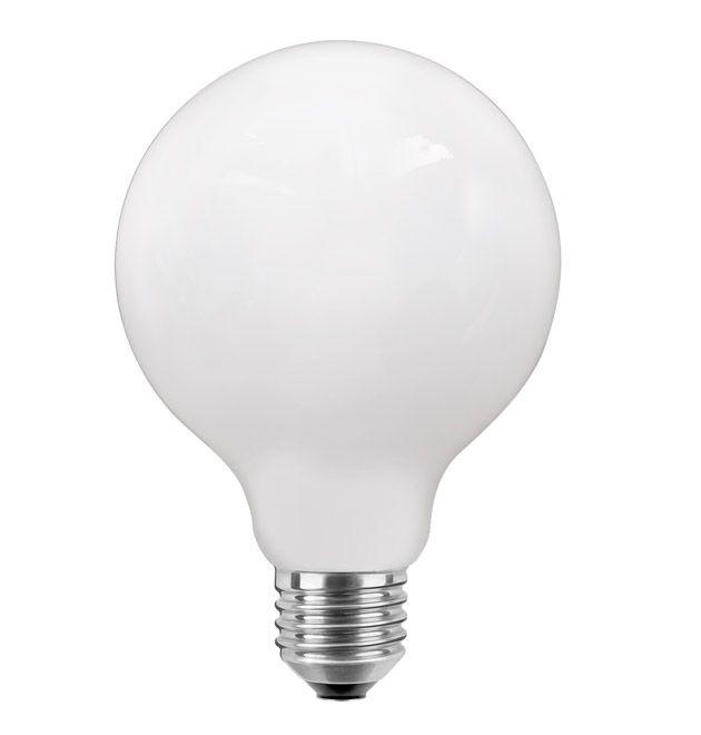 Simple Details zu Segula dimmbar LED SMD Leuchtmittel Globe R hre E E opal klar matt