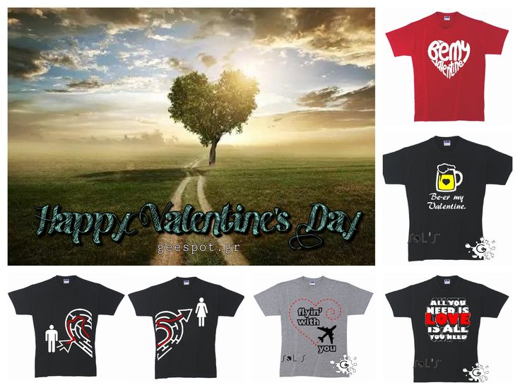 Happy Valentine's Day with Gee www.geespot.gr