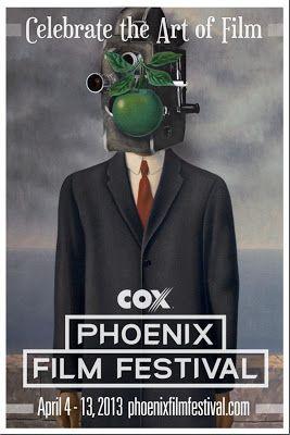 Film Festival Posters: Phoenix Film Festival 2013