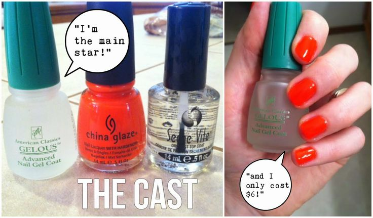 Let's Talk About Lipstick: DIY Gel Manicure with NO Lamp! Now, I just have to find this gelous stuff!