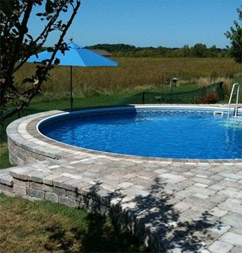 17 Best Images About Pools On Pinterest Pool Spa Above Ground Pool And Swimming Pool Designs