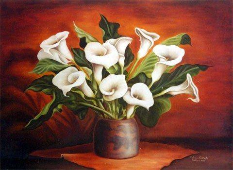 Mis flores - Alcatraces