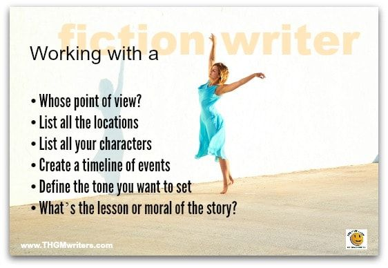 How to find work as a ghostwriter