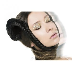 Art director Letizia Maestri   Photo Rosamagda Taverna   Makeup Letizia Cordella   Hairtylist Yasantha Chanaka