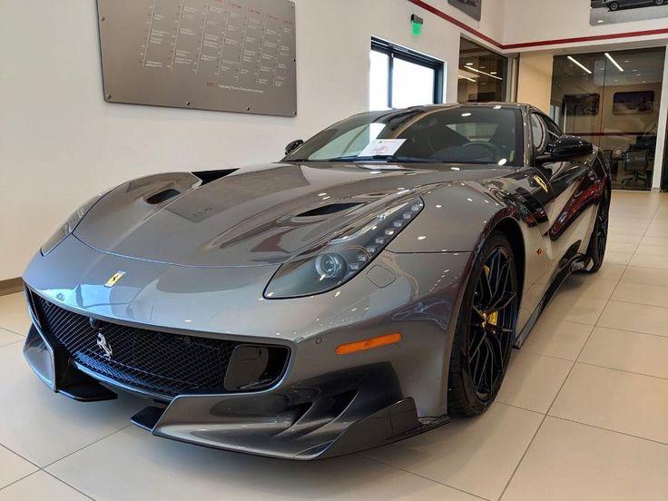 Badass F12 TDF at Ferrari Newport | via: us | #cars #carporn #stance #tuned #imports #muscle #supercar #hypercar #race #drift #drag #dope #fresh #illest #dapper #jdm #ferrari #f12tdf #losangeles #LA