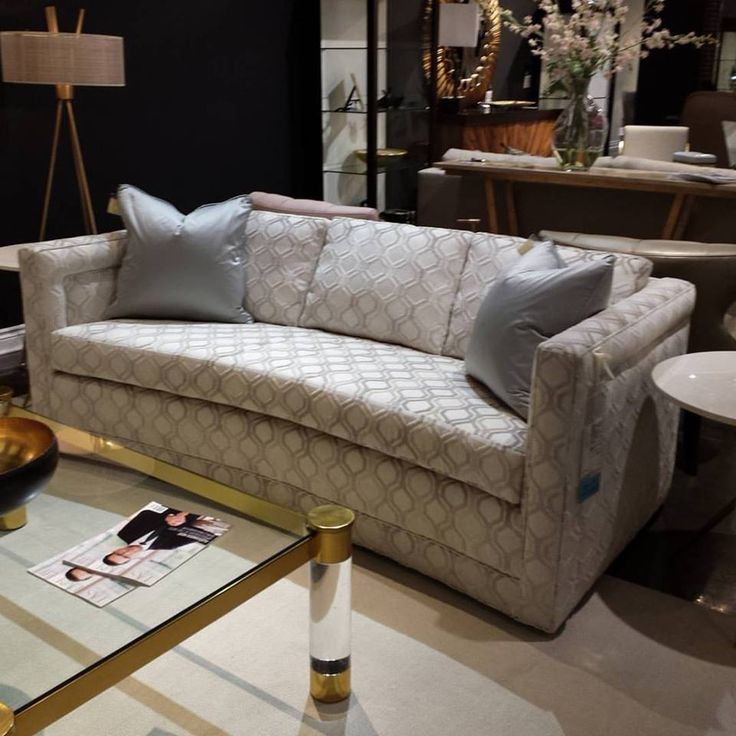 Citylineca featured our lovely Marilyn Sofa and luxurious coffee table yesterday.