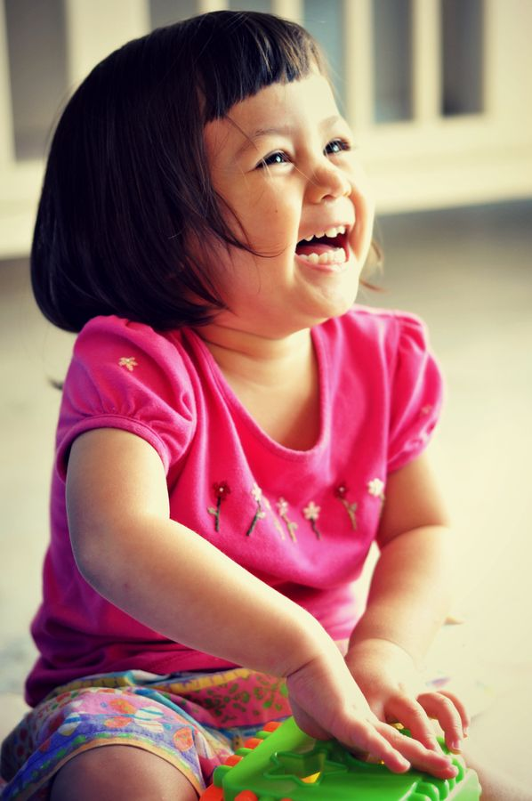 Laughter by Jenlyn Chua, via 500px