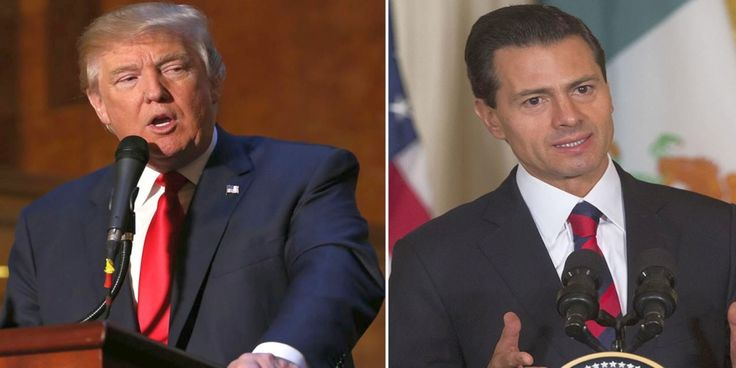 "Top News: ""MEXICO POLITICS: Nieto To Show 'Pragmatism' Dealing With Trump"" - http://politicoscope.com/wp-content/uploads/2016/08/Donald-Trump-and-Enrique-Pena-Nieto-USA-Mexico-Politics-News-790x395.jpg - Pena Nieto reiterated his government would pursue dialogue with the next U.S. government to reach agreements. on Politics - http://politicoscope.com/2016/11/16/mexico-politics-nieto-to-show-pragmatism-dealing-with-trump/."
