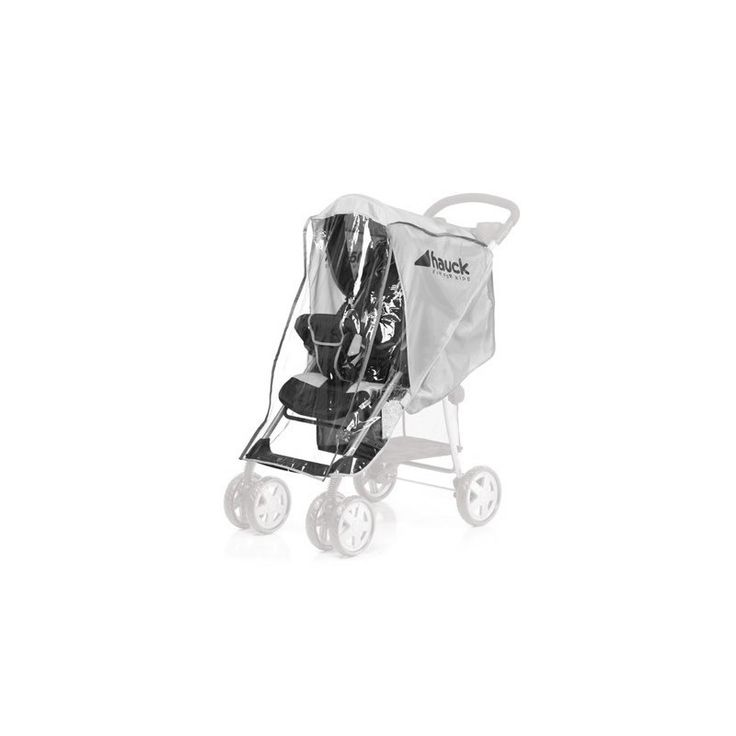 Hauck Shopper/Buggy/Jogger Raincover (New 2015) Description: This raincover is suitable for the Hauck Viper, Citi, Malibu, Hauck Capri, Hauck Roadster, Hauck Speed Sun, Hauck Shopper, Hauck Sport, Jeep Shopper, Mini Star M-330, Mini Star M-360 and Mini Star M-400 pushchairs. It is lighweight, weatherproof, well ventilated and has all-round... http://simplybaby.org.uk/hauck-shopperbuggyjogger-raincover-new-2015/