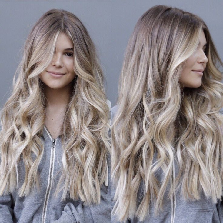 Image result for balayage for mousy brown hair