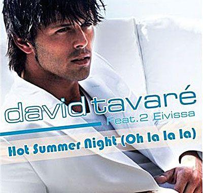 Katrina Elam Hot   David Tavare — Hot Summer Night Lyrics