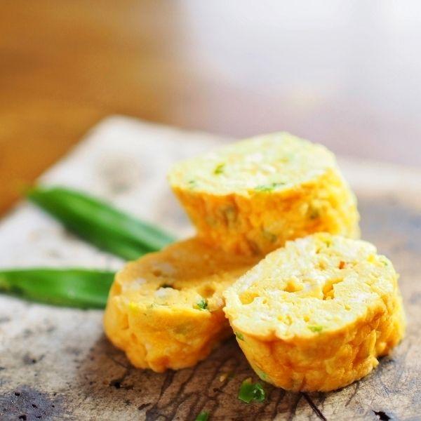 パルミジャーノ・チーズとネギの卵焼き by ゆーりん | レシピサイト ...