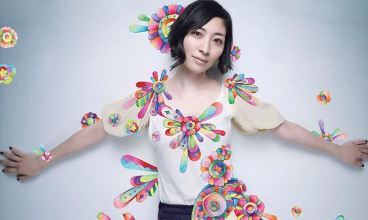 Maaya Sakamoto (Single collection Mitsubachi splash)