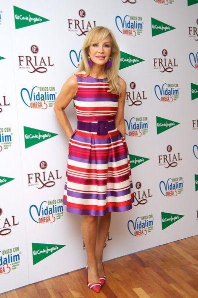 Carmen Lomana: Carmen Lomana Presents New Frial Products
